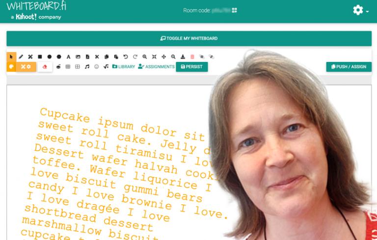 Why Karen chose Whiteboard.fi