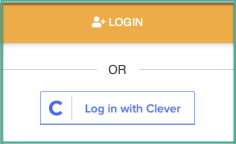 New Clever-login button on whiteboard.fi